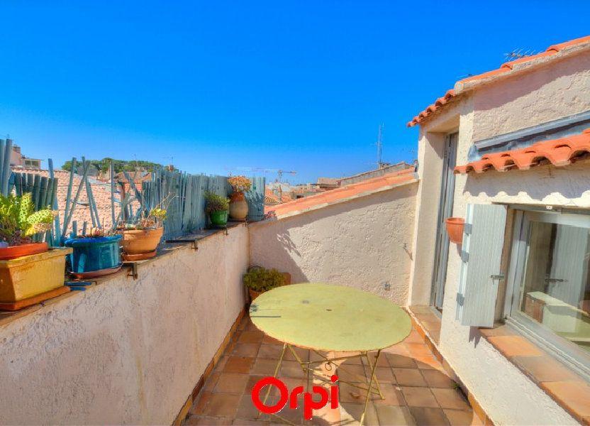 Appartement à vendre 40.1m2 à Sanary-sur-Mer