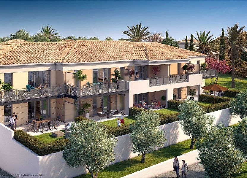 Appartement à vendre 41m2 à Sanary-sur-Mer
