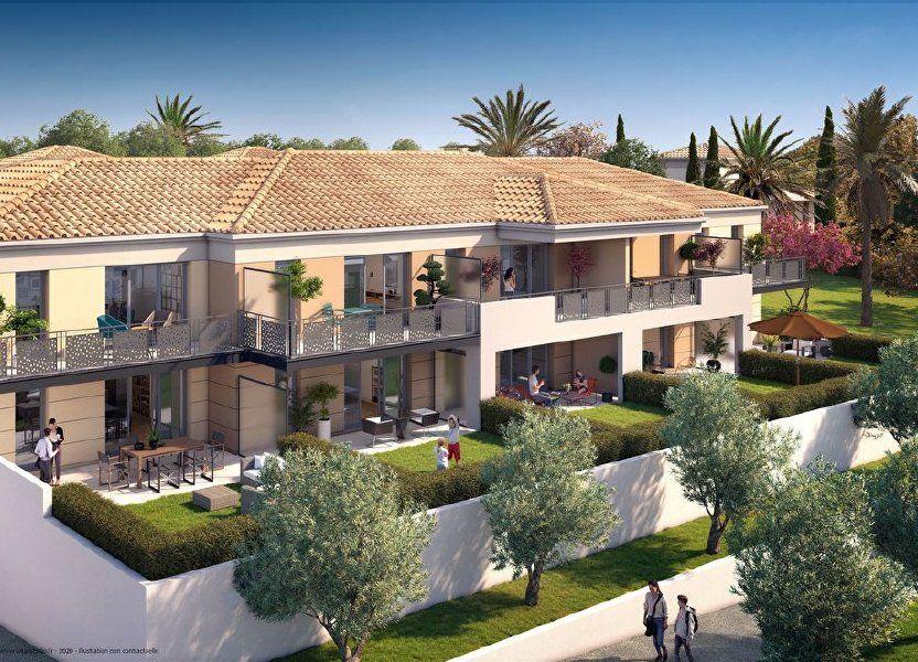 Appartement à vendre 64m2 à Sanary-sur-Mer