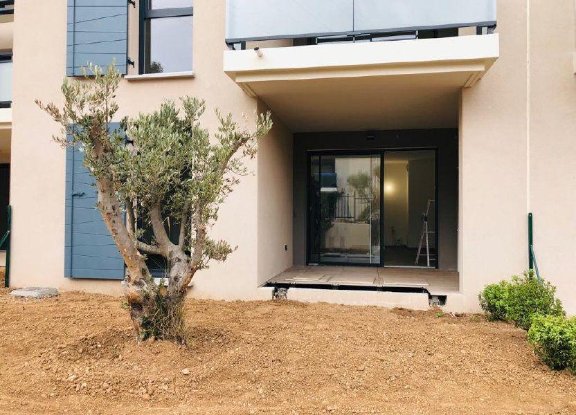 Appartement à louer 39.25m2 à Ollioules