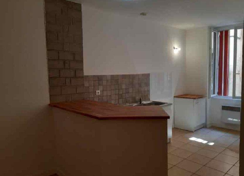 Appartement à louer 40m2 à Ollioules