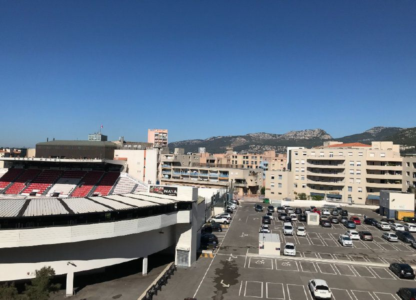 Appartement à louer 102m2 à Toulon