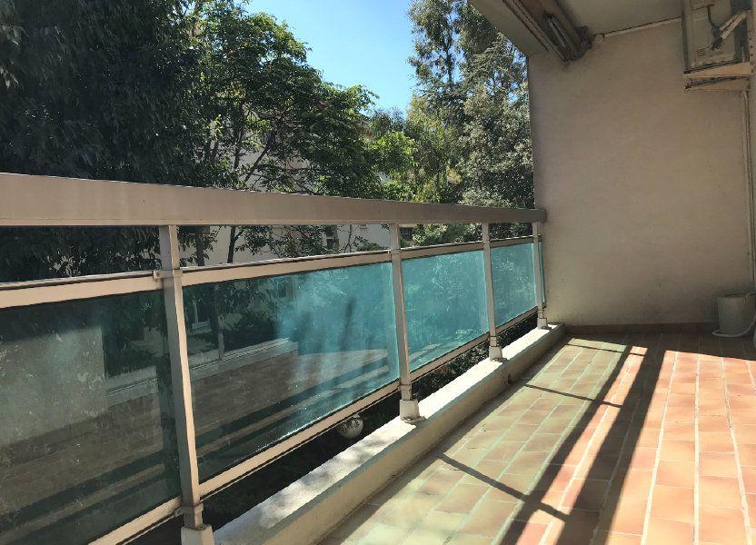 Appartement à louer 46m2 à Toulon