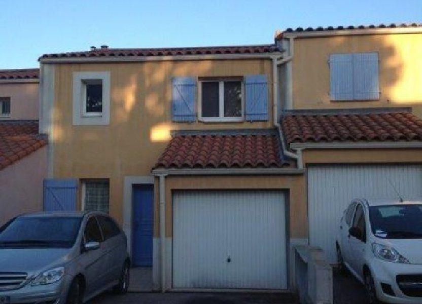 Maison à louer 86m2 à Sanary-sur-Mer