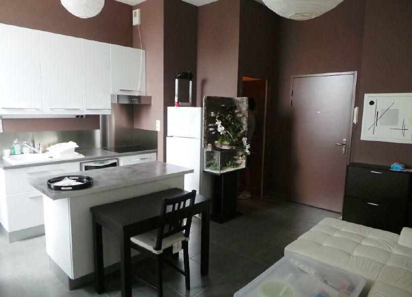 Appartement à louer 37.89m2 à Toulon