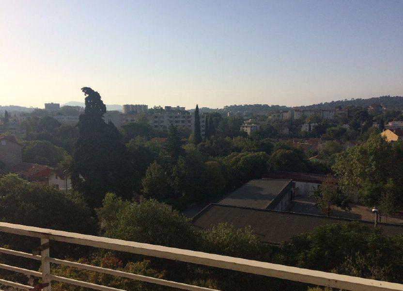 Appartement à louer 53.88m2 à Toulon