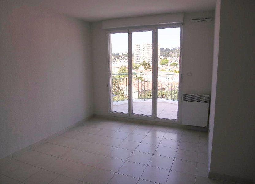 Appartement à louer 30.58m2 à Toulon