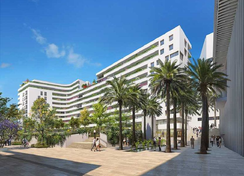 Appartement à vendre 87m2 à Toulon