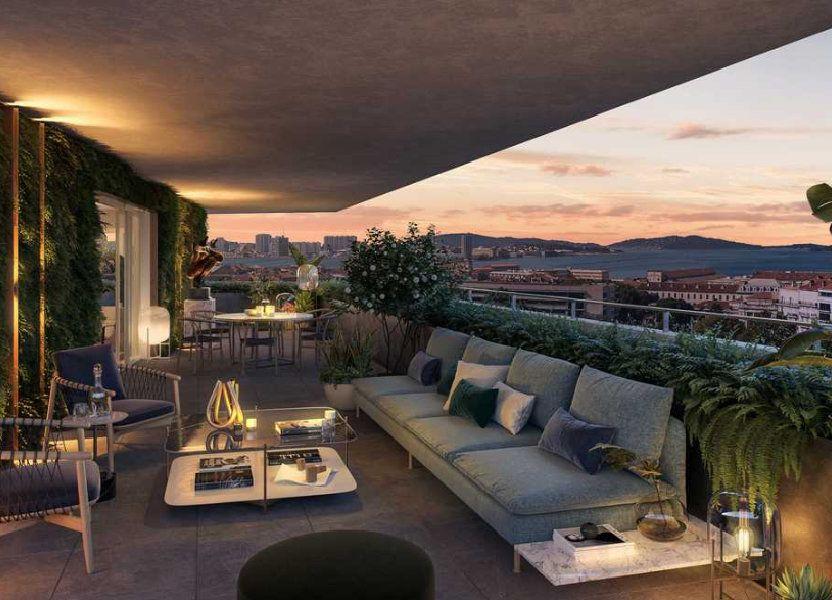 Appartement à vendre 161m2 à Toulon