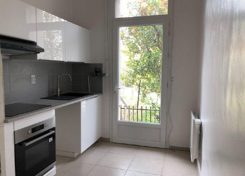 Appartement à louer 55m2 à Toulon