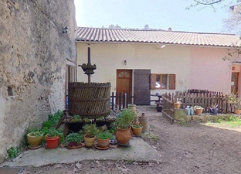 Maison à vendre 640m2 à Belgentier