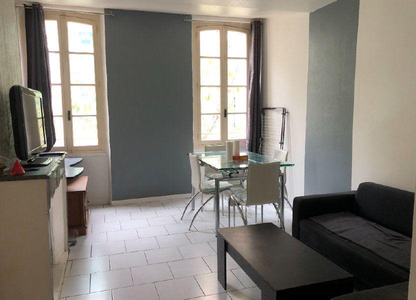 Appartement à louer 42.46m2 à Toulon