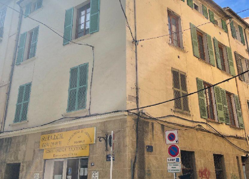 Appartement à louer 19.08m2 à Toulon