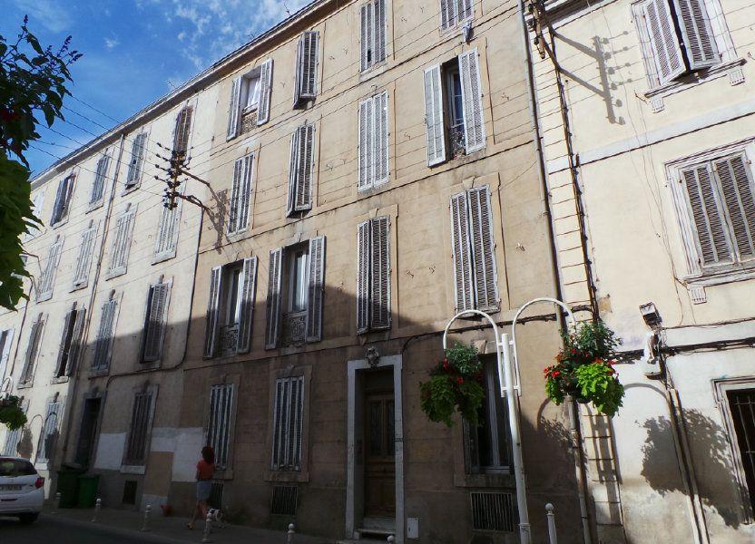 Appartement à louer 27.15m2 à Toulon
