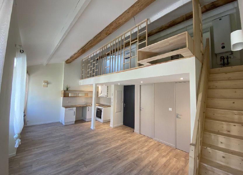 Appartement à louer 38.21m2 à Hyères