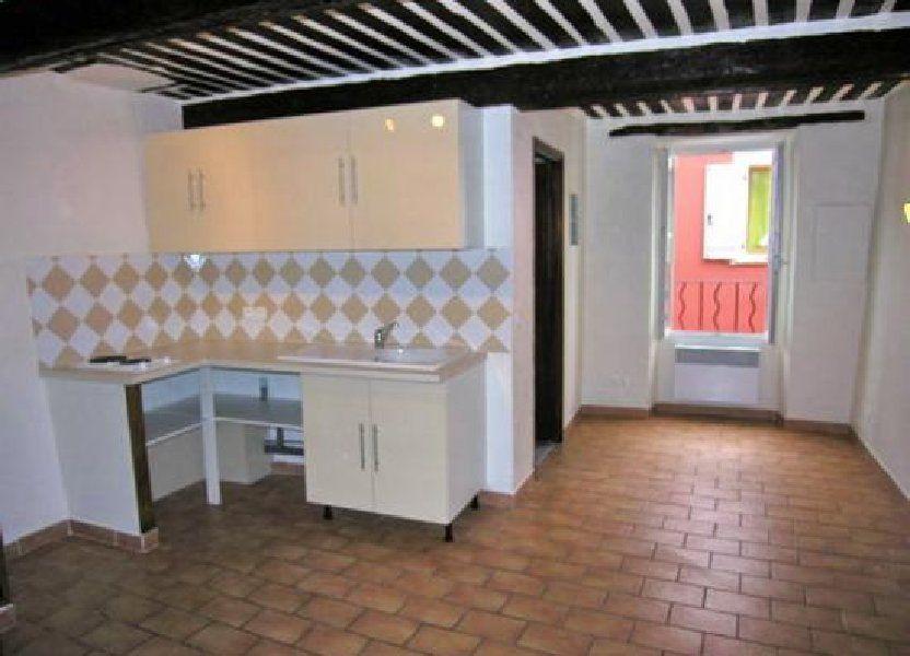 Appartement à louer 25.37m2 à Mouans-Sartoux
