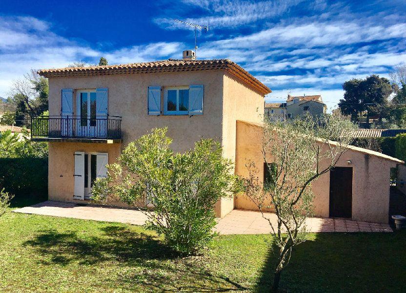 Maison à louer 114.4m2 à Mouans-Sartoux