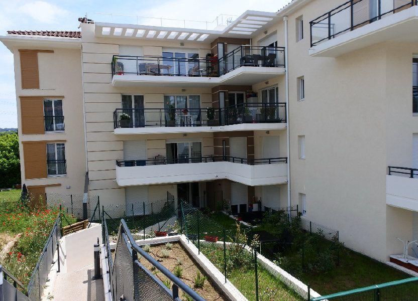 Appartement à louer 58.32m2 à Grasse