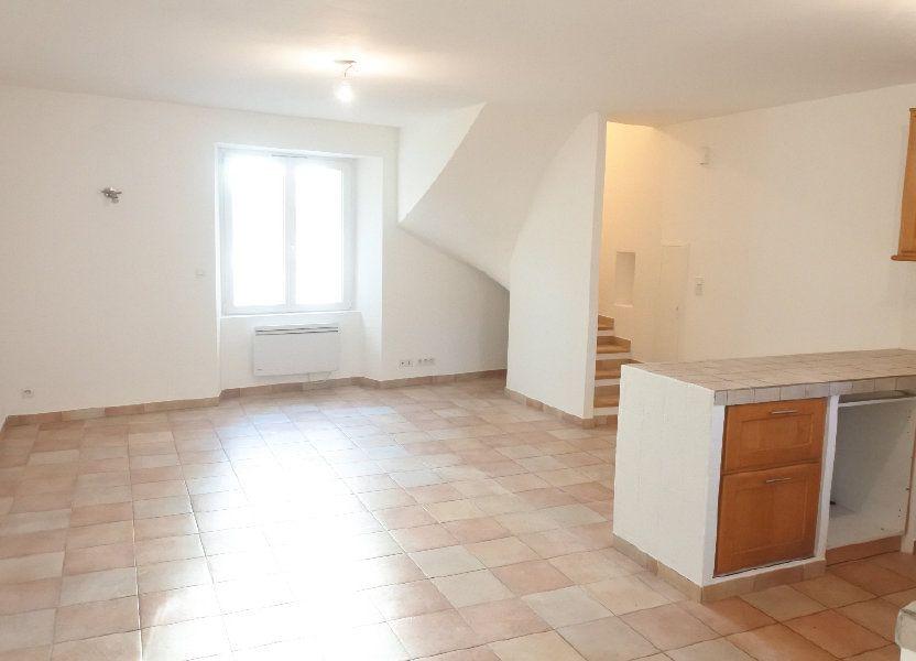 Appartement à louer 83.4m2 à Grasse