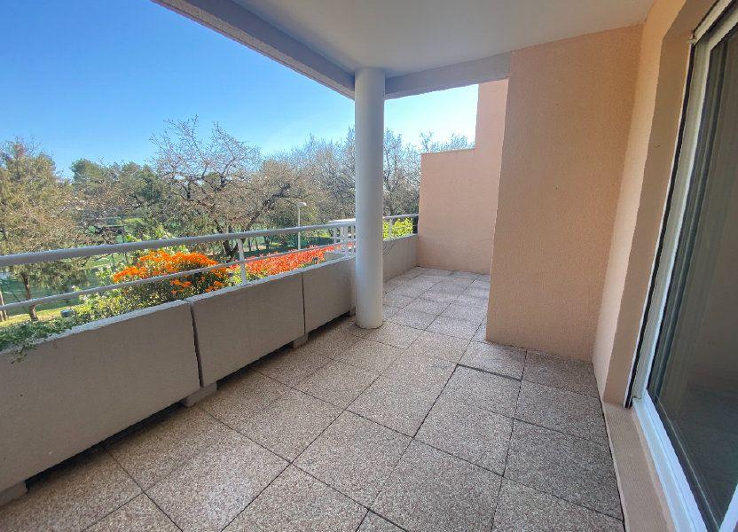 Appartement à louer 33.61m2 à Mouans-Sartoux
