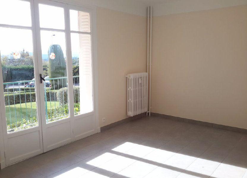 Appartement à louer 54.44m2 à Grasse