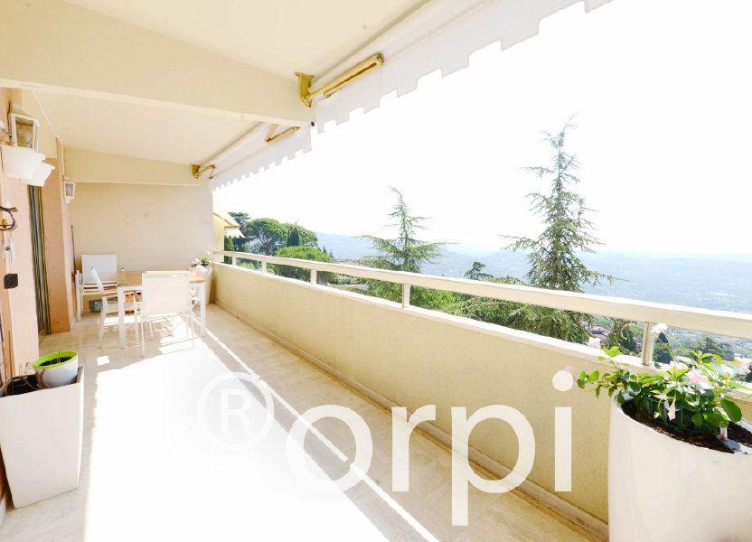 Appartement à vendre 103.51m2 à Grasse