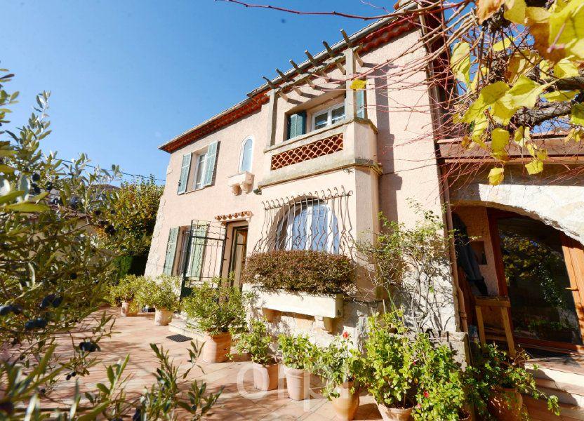 Maison à vendre 176.58m2 à Grasse