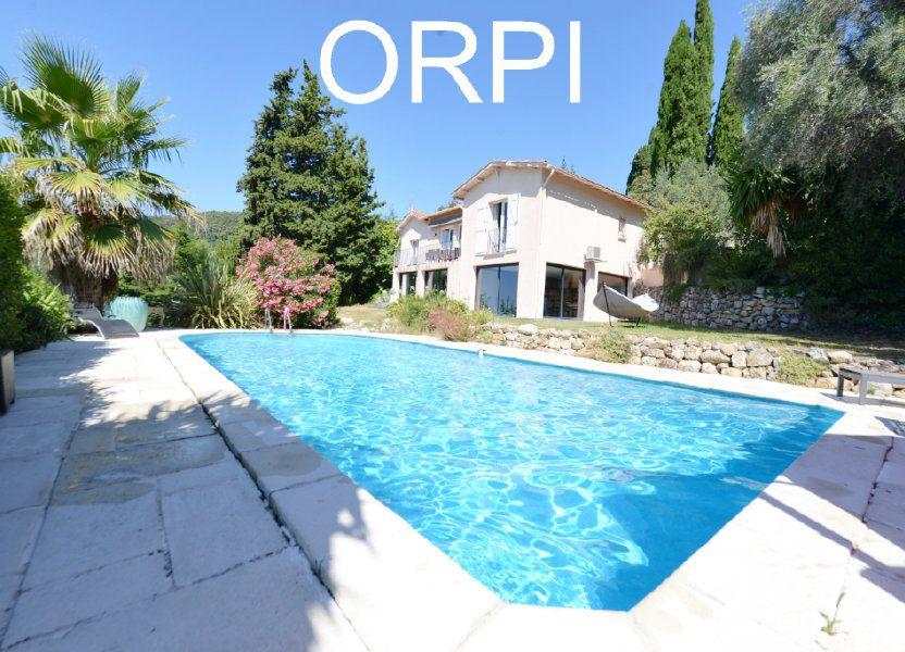 Maison à vendre 178m2 à Grasse