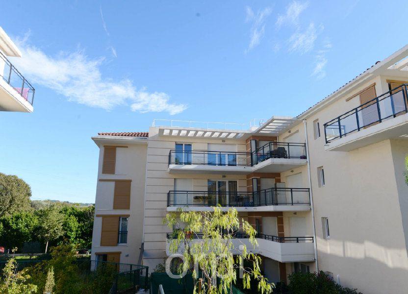 Appartement à vendre 58.42m2 à Grasse