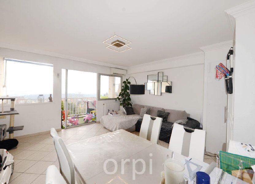 Appartement à vendre 66.38m2 à Grasse