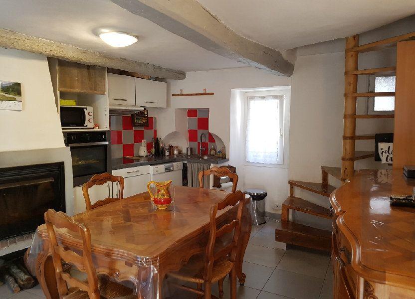 Maison à vendre 39.66m2 à Saint-Vallier-de-Thiey