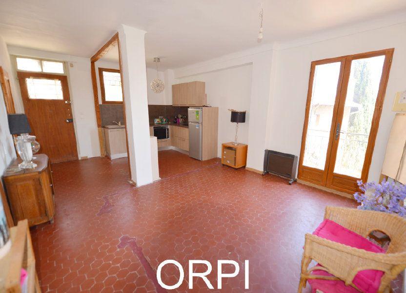 Appartement à vendre 43.3m2 à Grasse