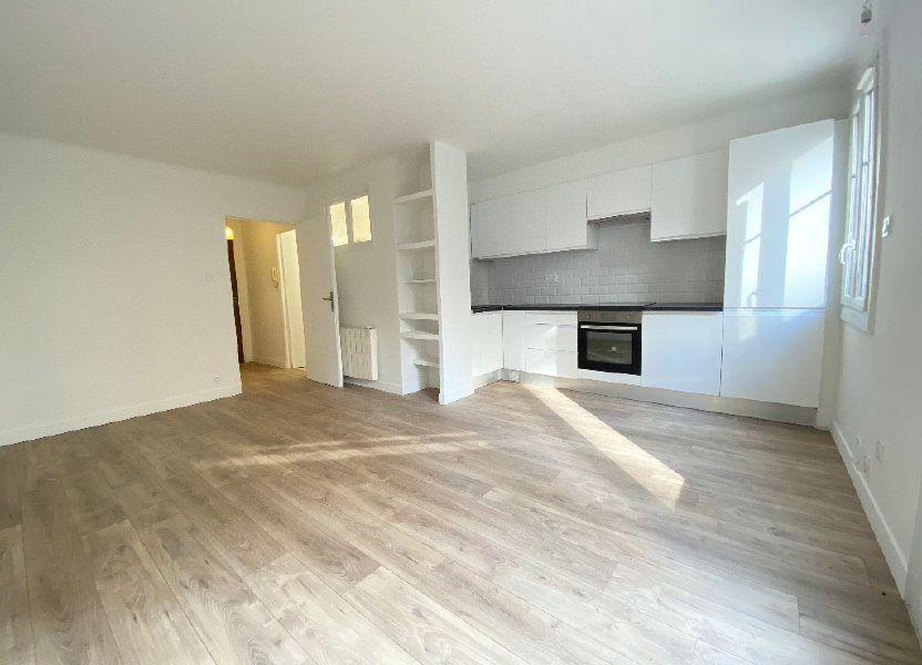 Appartement à louer 38.09m2 à Nice