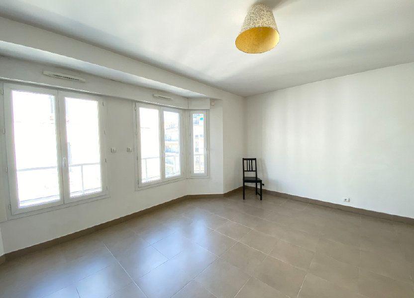 Appartement à louer 30.89m2 à Nice