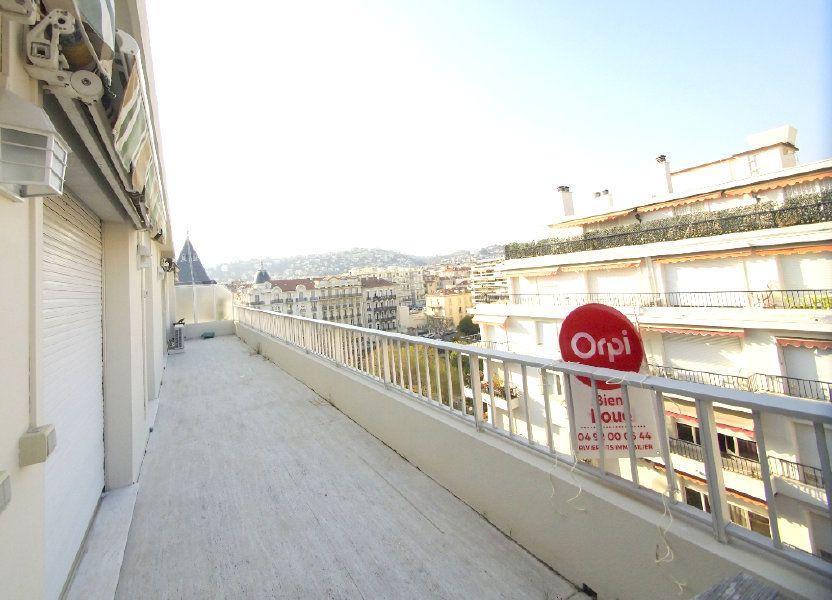 Appartement à louer 100m2 à Nice