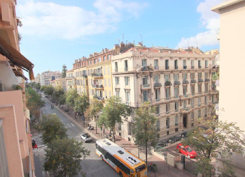 Appartement à louer 27.87m2 à Nice