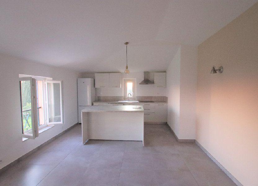 Appartement à louer 45.79m2 à Nice