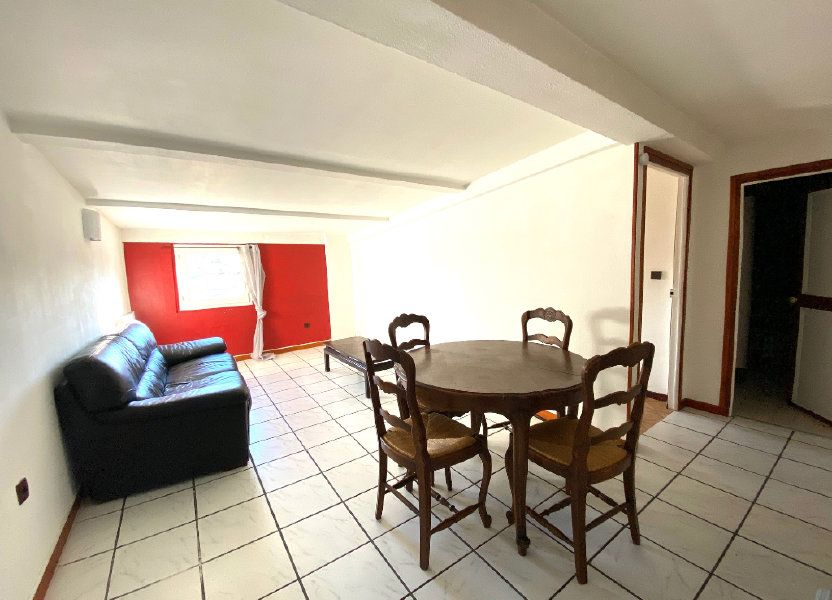 Appartement à louer 45.83m2 à Nice