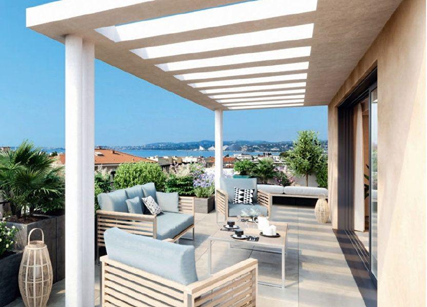 Appartement à vendre 41m2 à Saint-Laurent-du-Var