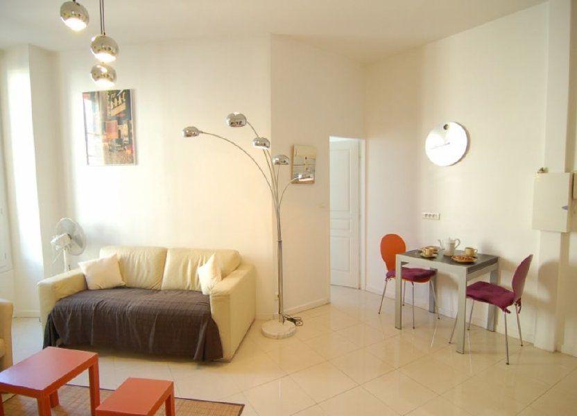 Appartement à louer 43.45m2 à Nice