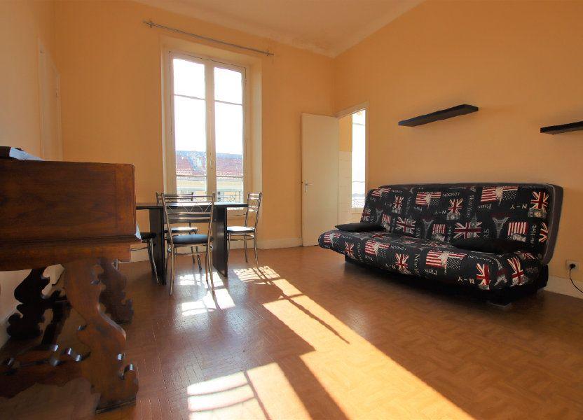 Appartement à louer 27.27m2 à Nice