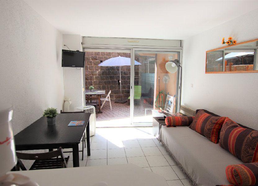 Appartement à louer 25m2 à Théoule-sur-Mer