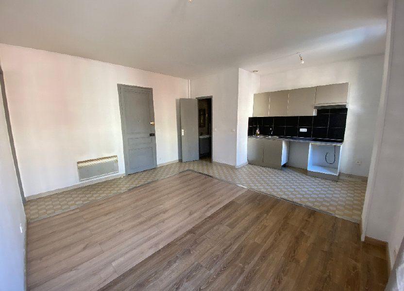 Appartement à louer 41.61m2 à Nice
