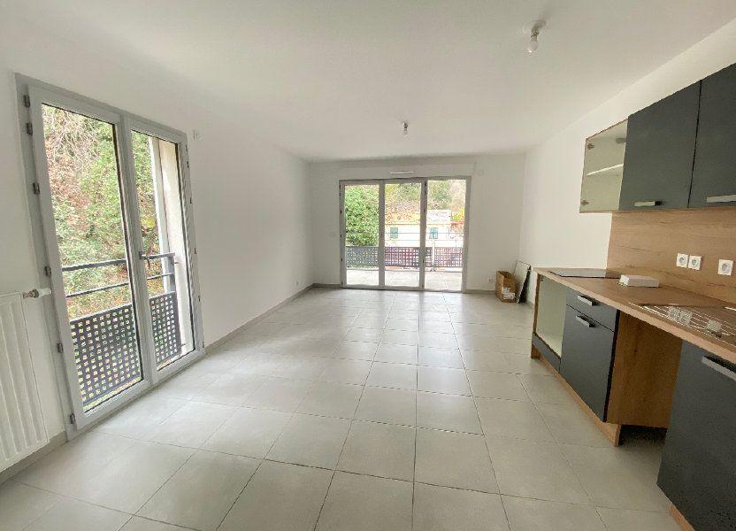 Appartement à louer 42.38m2 à Nice