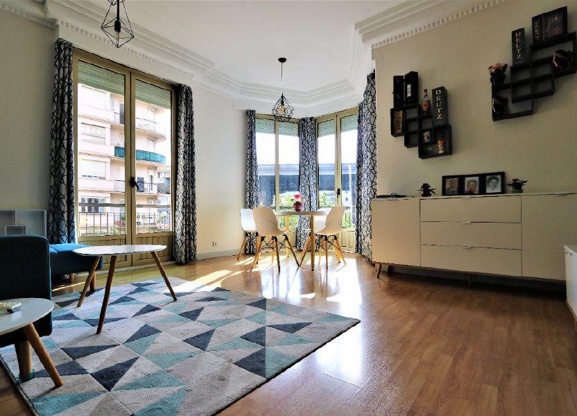 Appartement à vendre 86.33m2 à Nice