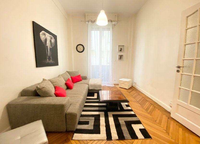 Appartement à louer 25.65m2 à Nice