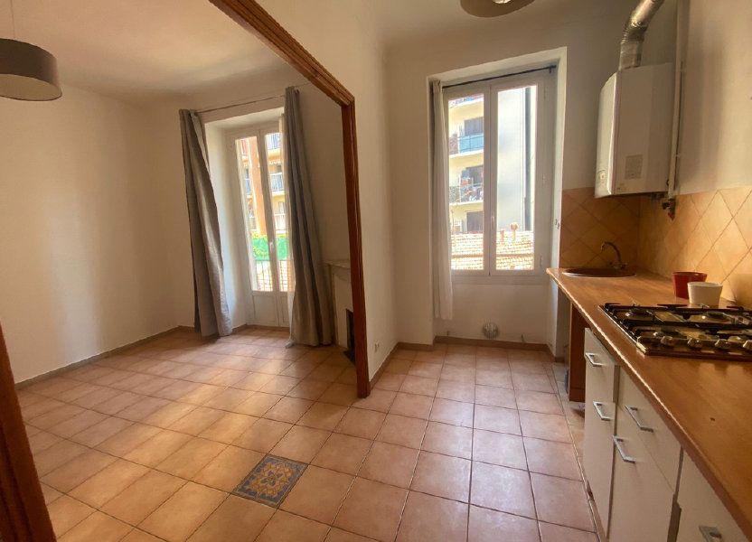 Appartement à louer 56.44m2 à Nice
