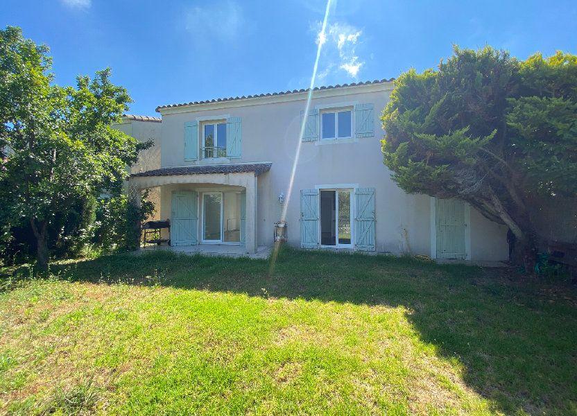 Maison à louer 114.5m2 à Nice