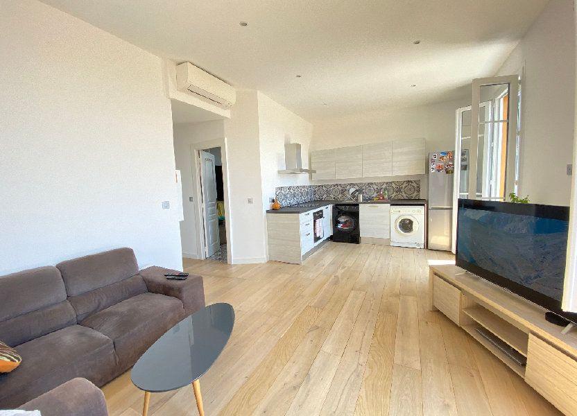 Appartement à louer 52.2m2 à Nice