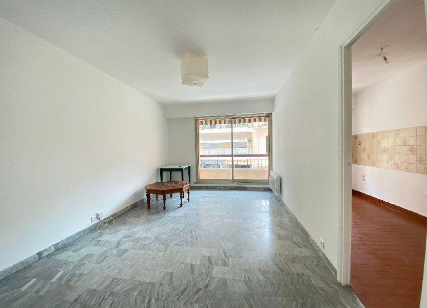Appartement à louer 30.15m2 à Nice